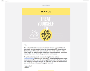 maple-referral-treat-yourself