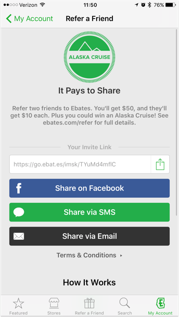 40 mobile examples ebates