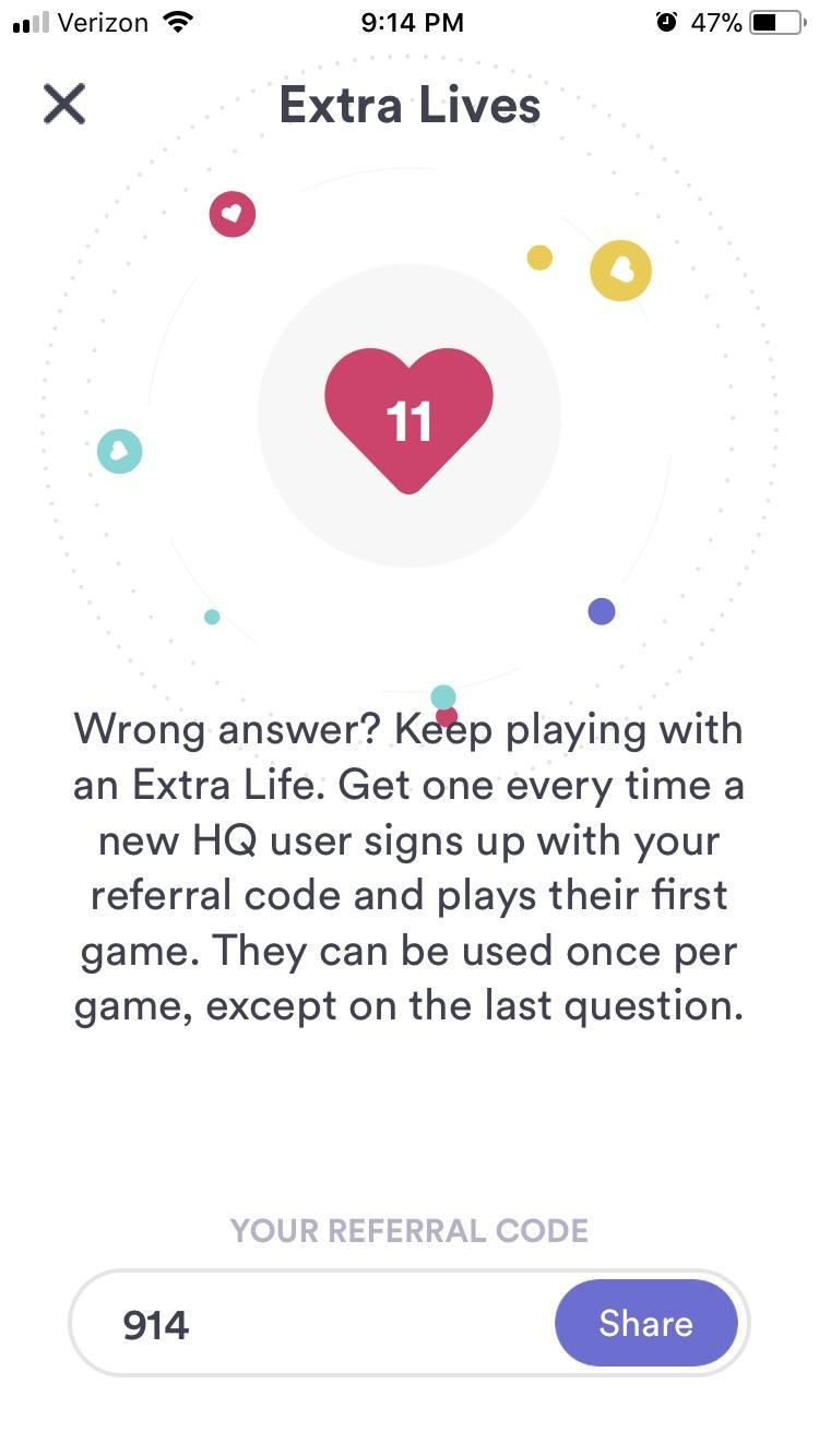 How HQ engages 100,000s of users with a killer referral program   Extole