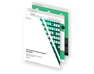 Report page image thumbnails with green accents